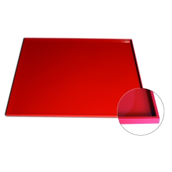 Moule souple silicone : Tapis lisse