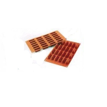 Moules flexibles 24 mini lingots