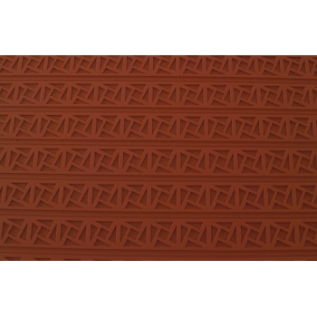 Tapis relief en silicone triangles