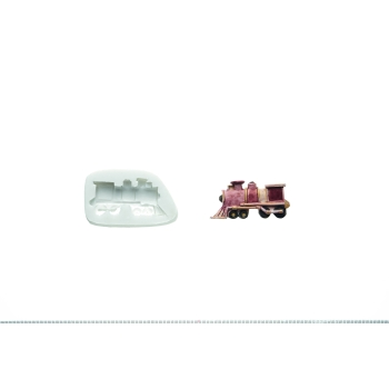 Empreinte silicone  - Train